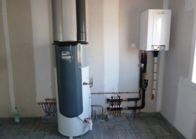 Poêle électrique-Contesso-Plomberie à Aubenas